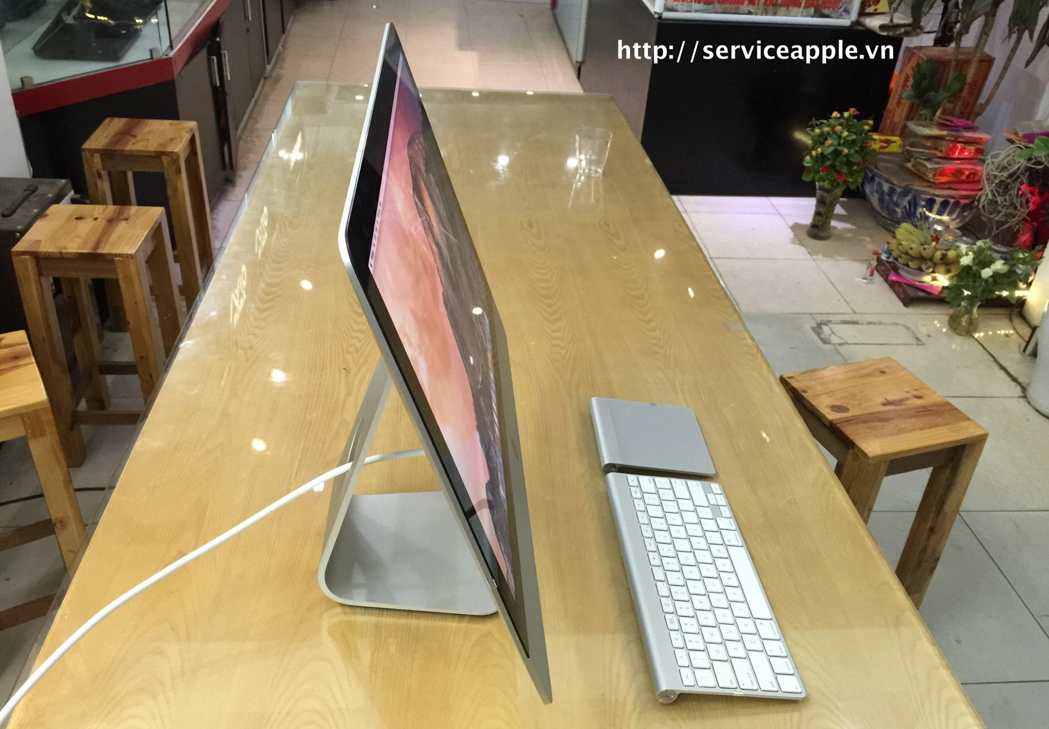 iMac ME089 BTO  Full Option hàng hiếm
